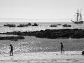 50. Jean-Luc ROLLIER - Sur la plage
