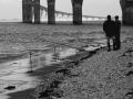 56. Marie-Claude JEAN - Un pont de cannes à pêche