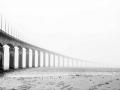 7. David RIVIERE - pont de Ré sou la brume...