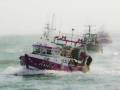 X. PLOUCHARD - Retour de pêche